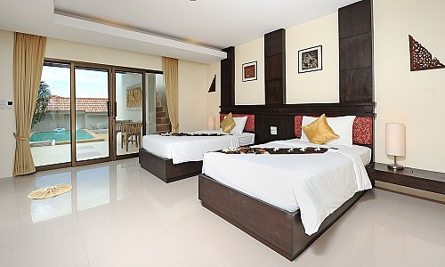 2 Bedrooms Pool Villa